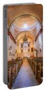 Mission San Jose Chapel Glow Portable Battery Charger