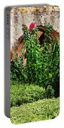 Mission San Jose' Flora Beauty Portable Battery Charger