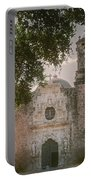 Mission San Jose In San Antonio Portable Battery Charger