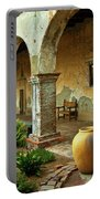 Mission San Juan Capistrano, California Portable Battery Charger
