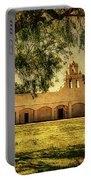 Mission San Juan Church Portable Battery Charger