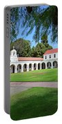 Mission San Luis Rey Patio Portable Battery Charger