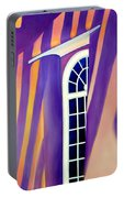 Mission St Francis Assisi At Noon Portable Battery Charger