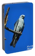 Mississippi Kite Portable Battery Charger