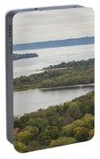 Mississippi River Lake Pepin 7 Portable Battery Charger