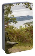 Mississippi River Lake Pepin 8 Portable Battery Charger