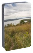 Mississippi River Lake Pepin 9 Portable Battery Charger