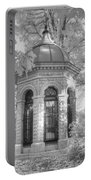 Missouri Botanical Garden Henry Shaw Crypt Infrared Black And White Portable Battery Charger