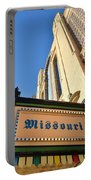 Missouri Theater Portable Battery Charger