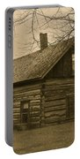 Missuakee County Log Cabin Portable Battery Charger