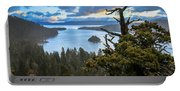Mistic Tahoe Sunrise Portable Battery Charger