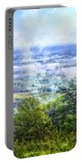 Mists In The Valley Portable Battery Charger