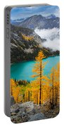 Misty Colchuck Lake Portable Battery Charger