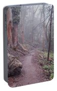 Cloud Forest- Mount Sutro Portable Battery Charger