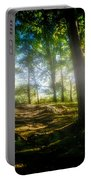 Misty Morning Portable Battery Charger