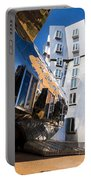 Mit Stata Center Cambridge Ma Kendall Square M.i.t. Reflection Portable Battery Charger