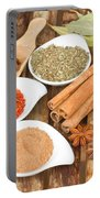 Mix  Of Spices Portable Battery Charger