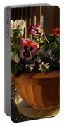 Mixed Basket, Balcony Garden, Hunter Hill, Hagerstown, Maryland, Portable Battery Charger