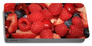 Mixed Berries Portable Battery Charger