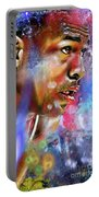 Mj Painted Portable Battery Charger