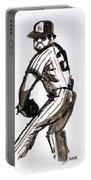 Mlb The Pitcher Portable Battery Charger
