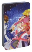 Mobile Suit Gundam Seed Destiny Portable Battery Charger