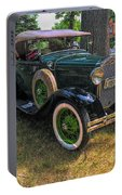 1928 Model A Ford  Portable Battery Charger