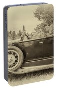 Model A Ford Roadster Portable Battery Charger