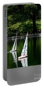 Model Boats Central Park New York Portable Battery Charger