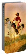 Modern Comanche 1890 Portable Battery Charger