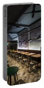 Modern Industrial Contemporary Interior Design Restaurant Portable Battery Charger