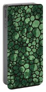 Modern Stone Portable Battery Charger