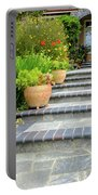 Modern Suburban House With Succulent Garden Hayward California 34 Portable Battery Charger