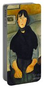 Modigliani: Woman, 1918 Portable Battery Charger