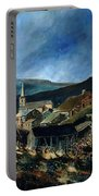 Mogimont Village Ardennes  Portable Battery Charger