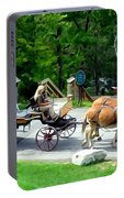 Mohonk Carriage Tour Portable Battery Charger