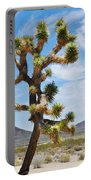 Mojave Joshua Tree Portable Battery Charger
