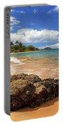 Mokapu Beach Maui Portable Battery Charger