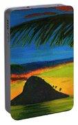 Mokolii Sunset #80  Portable Battery Charger