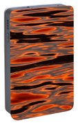Molten Golden Waters Of The Upper Niagara Portable Battery Charger