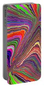 Molten Rainbow Redux Portable Battery Charger