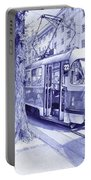 Moment In Prague - Ballpoint Pen Art Portable Battery Charger