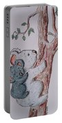 Momma And Baby Koala Portable Battery Charger