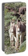 Mommy And Baby Burro Portable Battery Charger