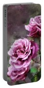 Moms Roses Portable Battery Charger
