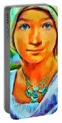 Mona Lisa Young - Da Portable Battery Charger