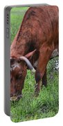 Mona The Cow Portable Battery Charger