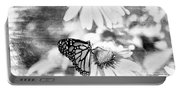 Monarch Butterfly Art 2 Portable Battery Charger