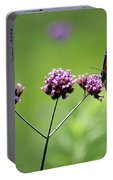 Monarch Butterfly Balanced 2017 Portable Battery Charger