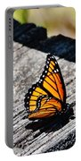 Monarch Butterfly I Portable Battery Charger